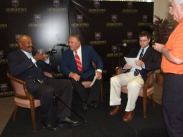 Jim Brown interviewed by BCSG
